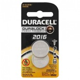 Duracell Specialty 2016 2 pack