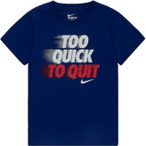 Nike Short-Sleeve Graphic Tee - Preschool Boys 4-7