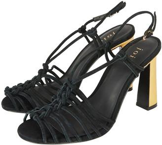 Joie Odetta Leather Heeled Sandal