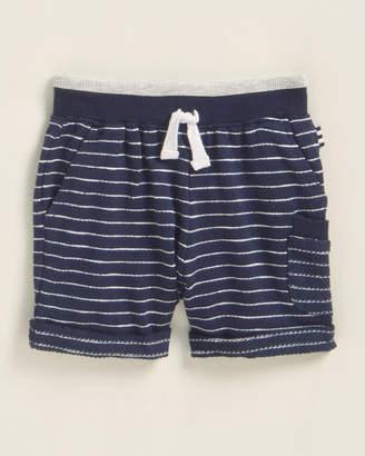 Splendid Newborn/Infant Boys) Striped Drawstring Shorts
