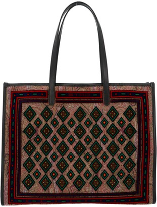 Etro gloobetrotter Old School Bag