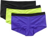 Hanes Women's Performance Cool Boyshort Panties - 3 pack