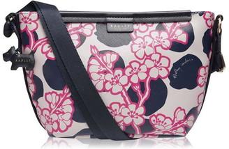 Radley Blossom spot medium crossbody bag
