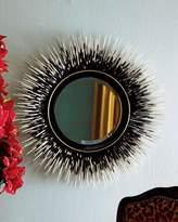 "Janice Minor Porcupine Quill"" Mirror"