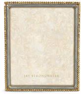 "Jay Strongwater Enamel & Stone Edge 8"" x 10"" Frame"