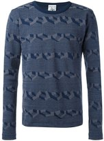 S.N.S. Herning Petition sweatshirt - men - Cotton/Spandex/Elastane - M