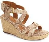 Sofft 'Inez' Wedge Sandal (Women)