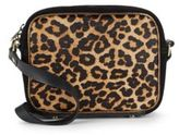 Sam Edelman Leopard Printed Crossbody Bag