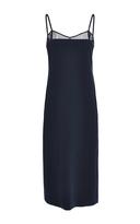 Nina Ricci Milano Tulle Slip Dress