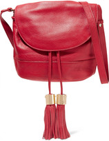 See by Chloe Vicki textured-leather shoulder bag
