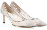 Jimmy Choo Memento Romy 60 Lace Pumps