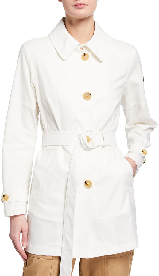 Thumbnail for your product : Peuterey Anartria Belted Coat