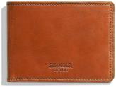 Shinola Men's Harness Slim Bifold Wallet