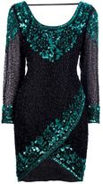 Thumbnail for your product : Oleg Cassini Vintage sequined party dress
