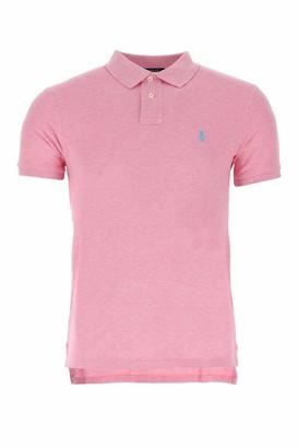 Polo Ralph Lauren Logo Slim-Fit Polo Shirt