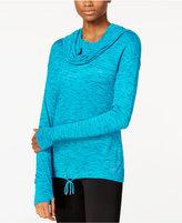 Calvin Klein Cowl-Neck Pullover Hoodie