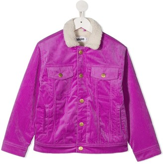 Molo Hen trucker denim jacket