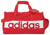 adidas Linear Small Holdall & Gymsack - Red