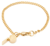 Marc by Marc Jacobs Whistle Charm Bracelet