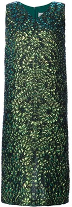 Maison Margiela Lizard Print Dress