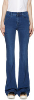 Stella McCartney Blue The 70s Flare Jeans