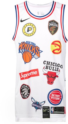 Supreme Nike/NBA basketball jersey