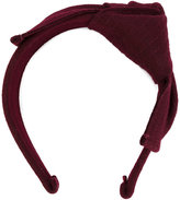 CA4LA woven hair band
