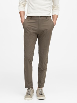 Banana Republic Slim Tapered Packable Suit Pant