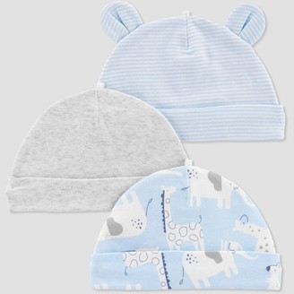 Carter's Just One You Made By Baby Boy' 3pk Cap - Jut One You® made by carter' ky