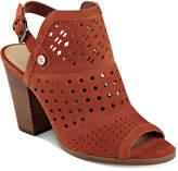 Marc Fisher Casha Block-Heel Shooties Women's Shoes