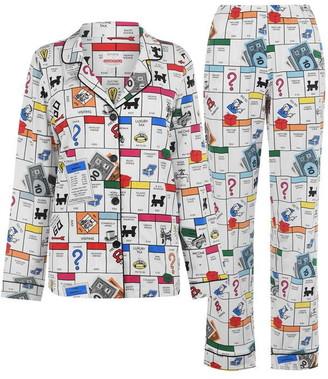 BedHead Monopoly Gameboard Pyjama Set