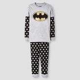Girls' Batgirl Pajama Set - Black