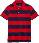 Arizona Short-Sleeve Striped Polo - Preschool Boys 4-7