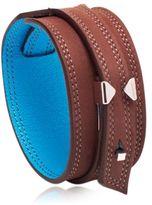 Anonyme Paris Louis-Philippe Leather Bracelet