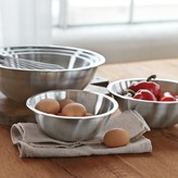 Williams-Sonoma Stainless-Steel Restaurant Mixing Bowls, Set of 5