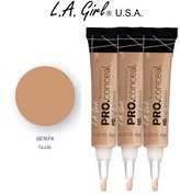 L.A. Girl Pro Conceal HD 974 Nude (6 Pack) by L.A. Girl