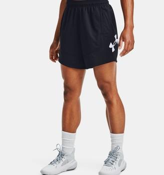 Under Armour Women's UA Basketball Shorts
