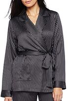 JCPenney Ambrielle® Satin Wrap Robe