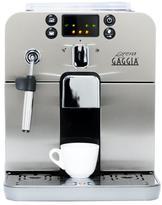 Gaggia 1400-Watt, 120-Volt Super Automatic Espresso Machine in Silver