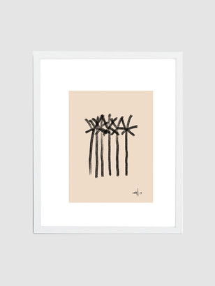 """Spacey Studios """"Date Palms in Cairo"""" Framed Print"""