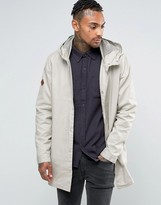 Bellfield Hooded Trench Jacket