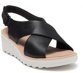 Clarks Jillian Jewel Wedge Sandal