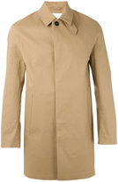 MACKINTOSH trench coat - men - Cotton - 48