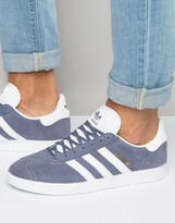 adidas Gazelle Sneakers In Purple BB5492