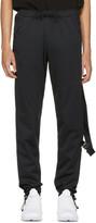 Cottweiler Black Pocketed Track Pants