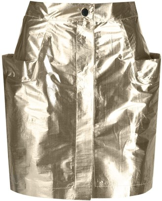 Roseanna Roof Reflection mini skirt
