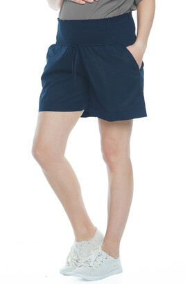 Angel Maternity Relax Fit Maternity Shorts