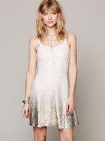 Free People Reflected Moonlight Dress