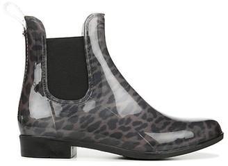 Sam Edelman Tinsley Leopard-Print Rubber Chelsea Boots