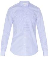 Loewe Wingtip Collar Bib-front Shirt